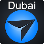 Dubai Airport DXB Emirates icon