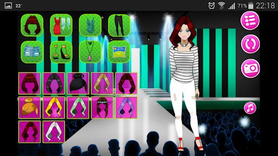 Juegos de vestir - screenshot thumbnail