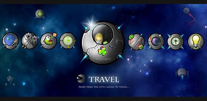 Travel GO LauncherEX Apk 1.0 Free