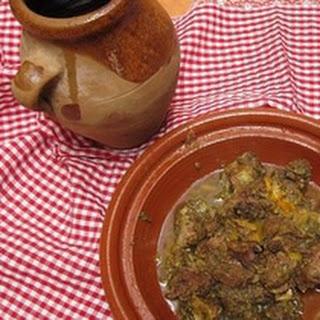 Moroccan Tangia Recipe - Tangia Marrakchia