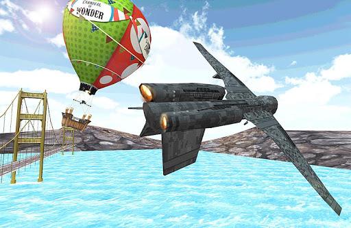 UAVシミュレーションレース