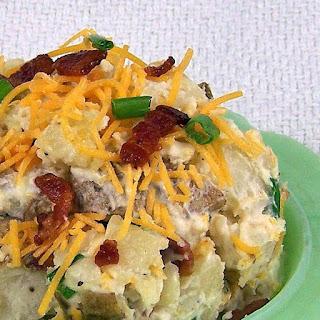 Dana's Loaded Baked Potato Salad