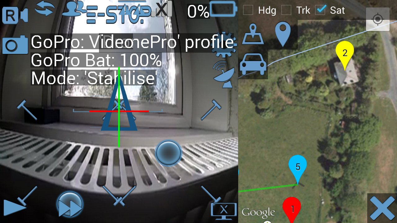 DronePro- screenshot