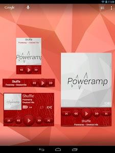 Poweramp Widgets Kit v1.1.1
