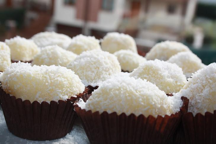 Coconut Almond Pralines Recipe