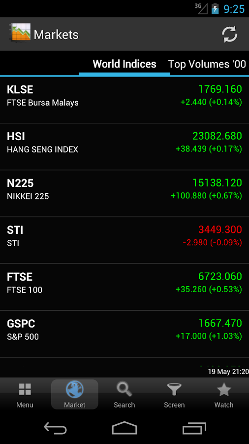 KLSE Screener (Bursa)- screenshot