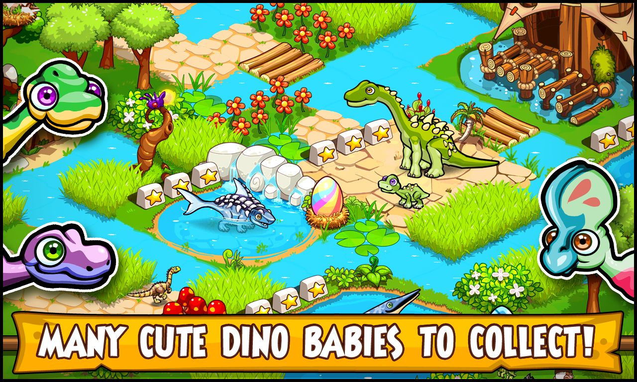 Dino Pets - screenshot