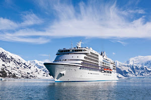Discover the awe-inspiring landscapes of Alaska during your cruise aboard Seven Seas Navigator.