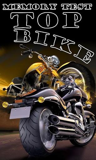 Top Bike Memory Test
