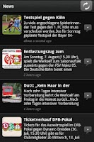 Screenshot of Bayer 04 Leverkusen