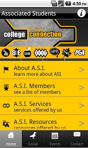 Associated Students CSULA