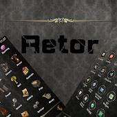 Retor theme Go Launcher