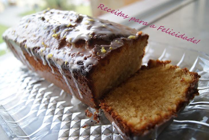 Lemon Cake with Rose Water Recipe