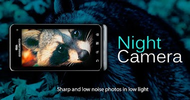 Screenshot of Night Camera