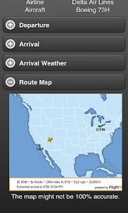 Flight Tracker (intl flight)