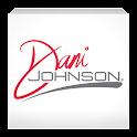 DaniJohnson.com icon