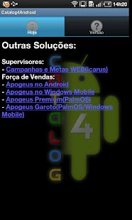 Catalog4 Android-Catálogo-DEMO- screenshot thumbnail