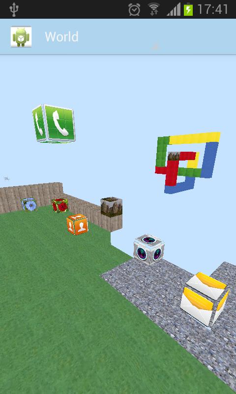 World Launcher- screenshot