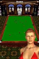 Screenshot of Shanghai Snooker