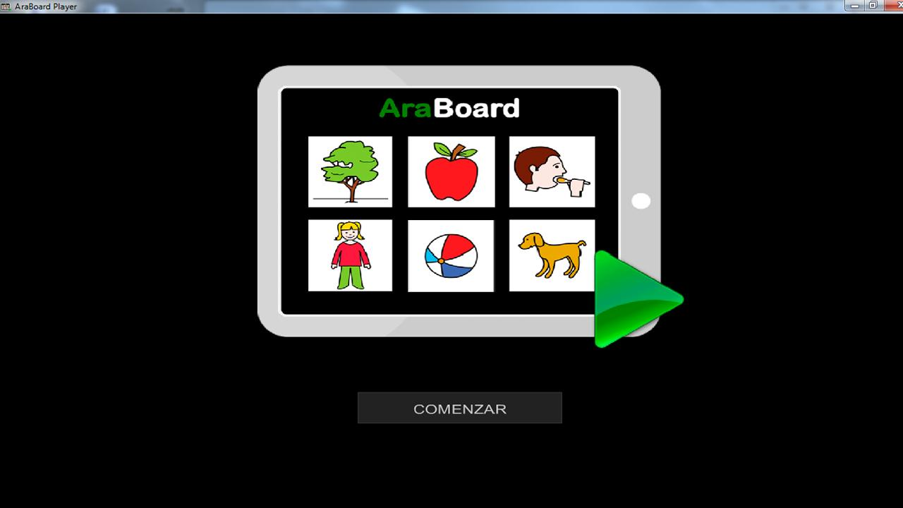 AraBoard Player- screenshot