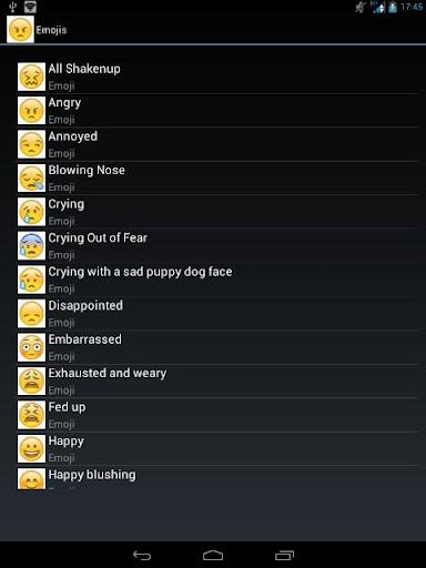 Emoji Dictionary