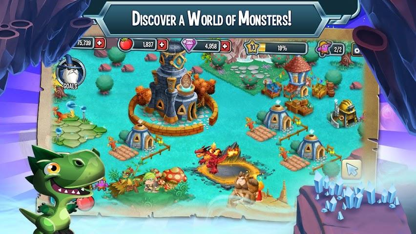 android Monster Legends Screenshot 15