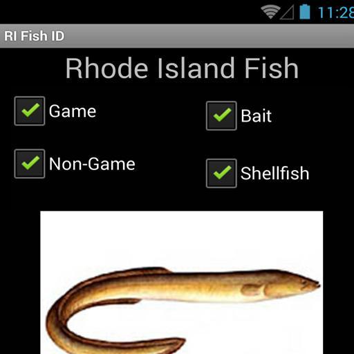 RI Fish LOGO-APP點子