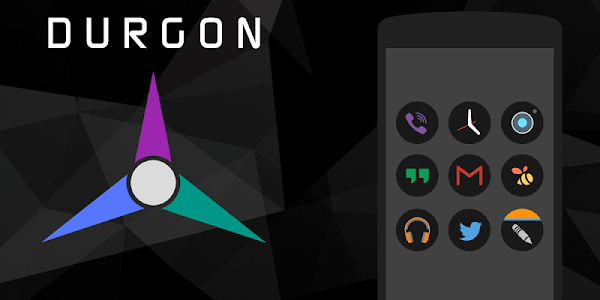 Durgon - Icon Pack v4.0.0