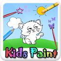 Kids Paint fresco icon
