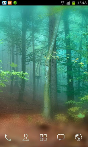 Android Forest Live Wallpaper 3D 1.0.5 apk  APKWOW