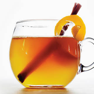 Honey-Bourbon Toddy.