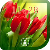 March 8 Tulips HD LWP