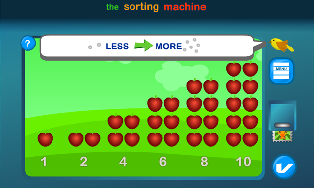 Sorting Machine - Full Version- screenshot