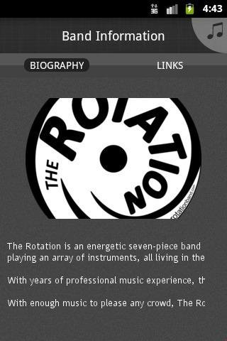 The Rotation - screenshot