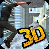 Crazy Roof Air Runner 3D 2015