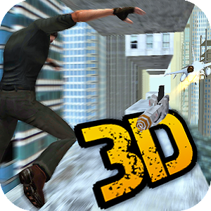 Roof Crazy Raid Runner 3D 2015 for PC and MAC