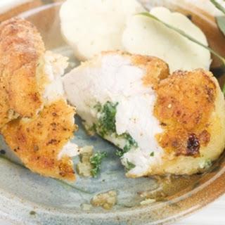 Healthier Chicken Kiev
