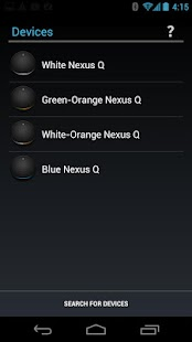 Nexus Q - screenshot thumbnail