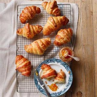 Glazed Croissants Recipes.