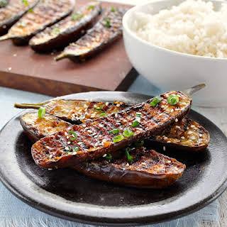 Japanese Style Eggplant Recipes.