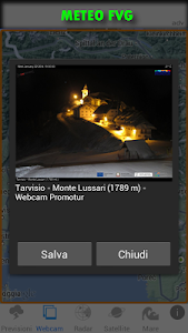 METEO FVG screenshot 2