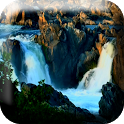 Waterfall in Forest River icon