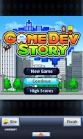 Screenshot of Game Dev Story