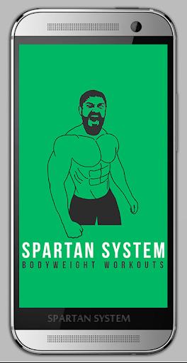 MMA Spartan System Bodyweight