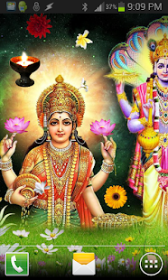 Lord VISHNU HQ Live Wallpaper - screenshot thumbnail