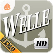 DAMPFER WELLE DEMO HD 3D