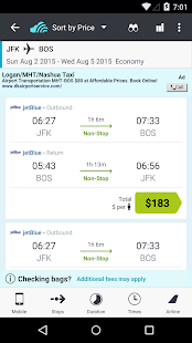 Skyscanner - All Flights!- screenshot thumbnail