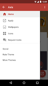 Axis - Icon Pack v3.0.1