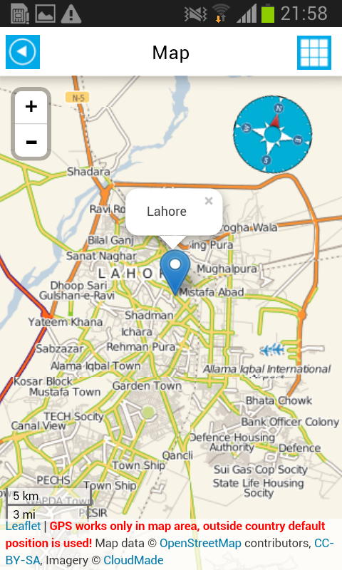 Pakistan Offline Map Weather Android Apps On Google Play - Map of pakistan