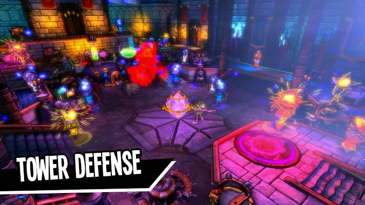 Dungeon Defenders Eternity - screenshot